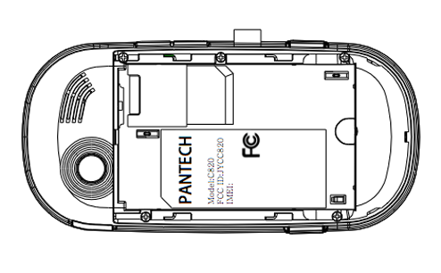 Pantech Duo 2 Dual-Sliding Windows Mobile Phone Leaked on FCC