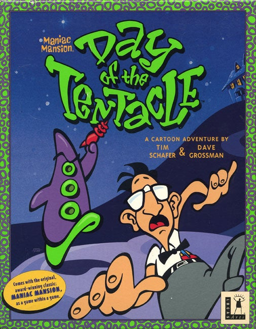 The Wacky Science Fiction Titles of LucasArts