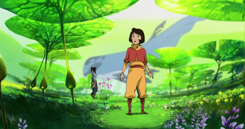 Korra brings back some familiar faces from Avatar: The Last Airbender