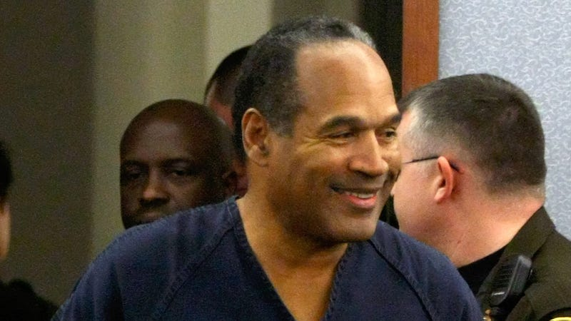 O.J. Simpson Might Be Selling His 'Murder Knife' for $5 Million