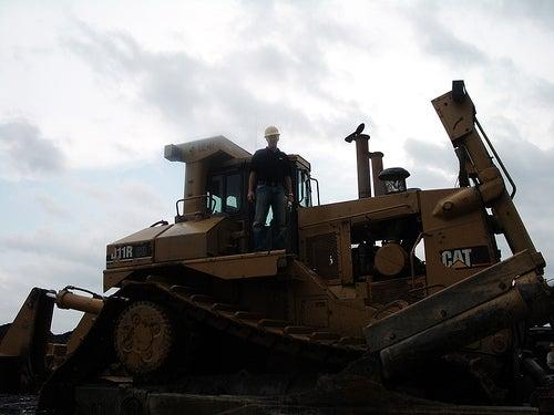Ten Vehicles For Surviving A Guatemalan Sinkhole