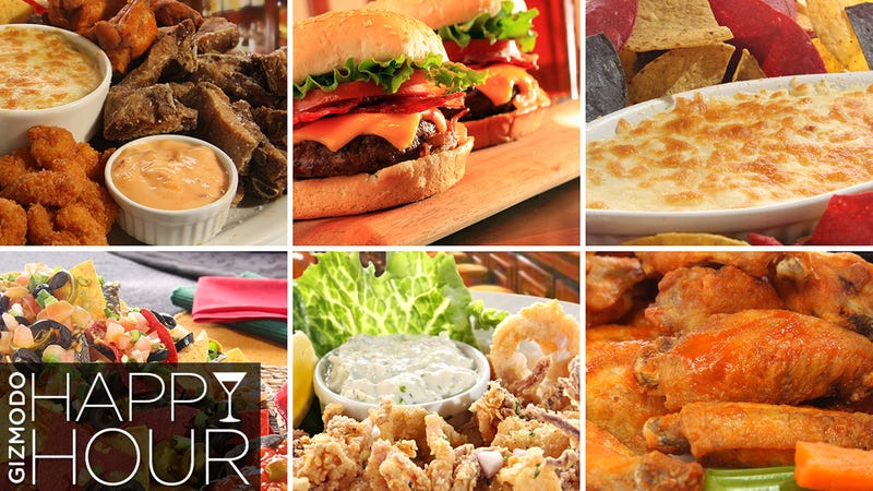 The Perfect Alcoholic Pairings For Your Super Bowl Sunday Junk Food