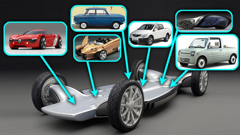 Why New Technology Means We'll Build Cars Downton Abbey-Style In The Future