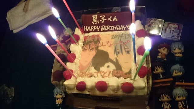 When Anime Birthdays Look Like Black Magic