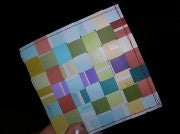 Make your own paint chip wallet