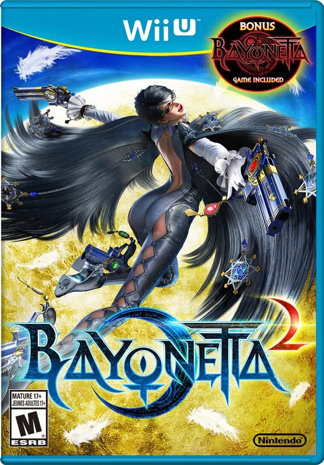 Why Hideki Kamiya Hates the Bayonetta 2 Wii U Box