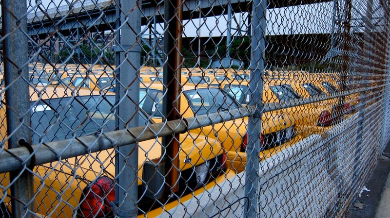 New York Taxi Treasure Trove: Photos
