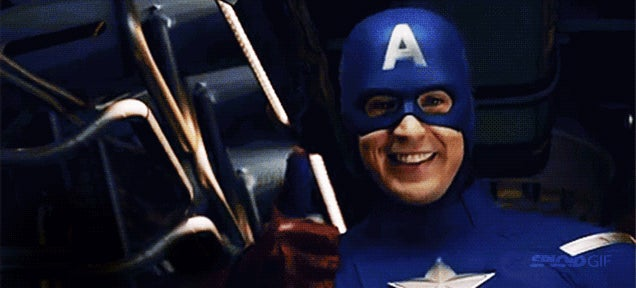 How Captain America: The Winter Soldier should have ended