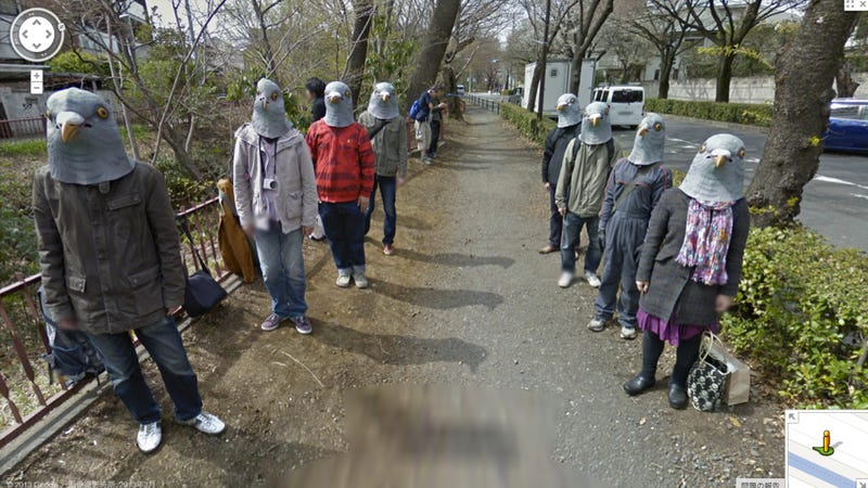 This Is How Japan Trolls Google Street View