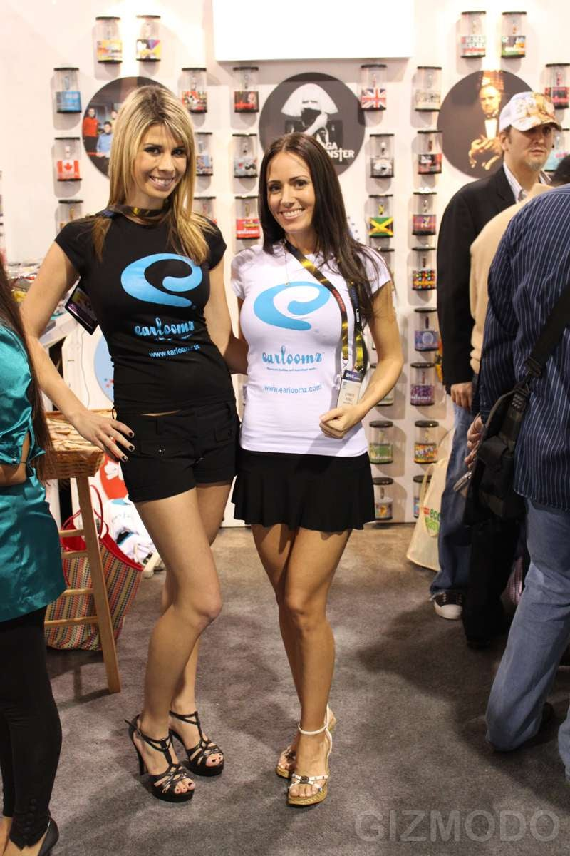 Booth Babe Confessions Gallery