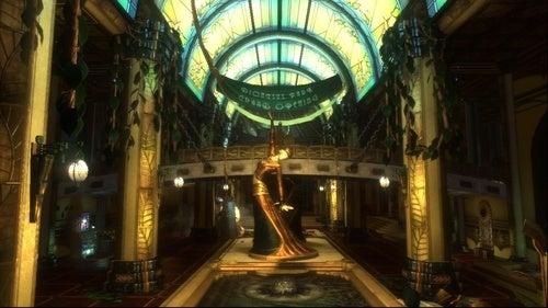 BioShock 2 Won't Go Metro This Week