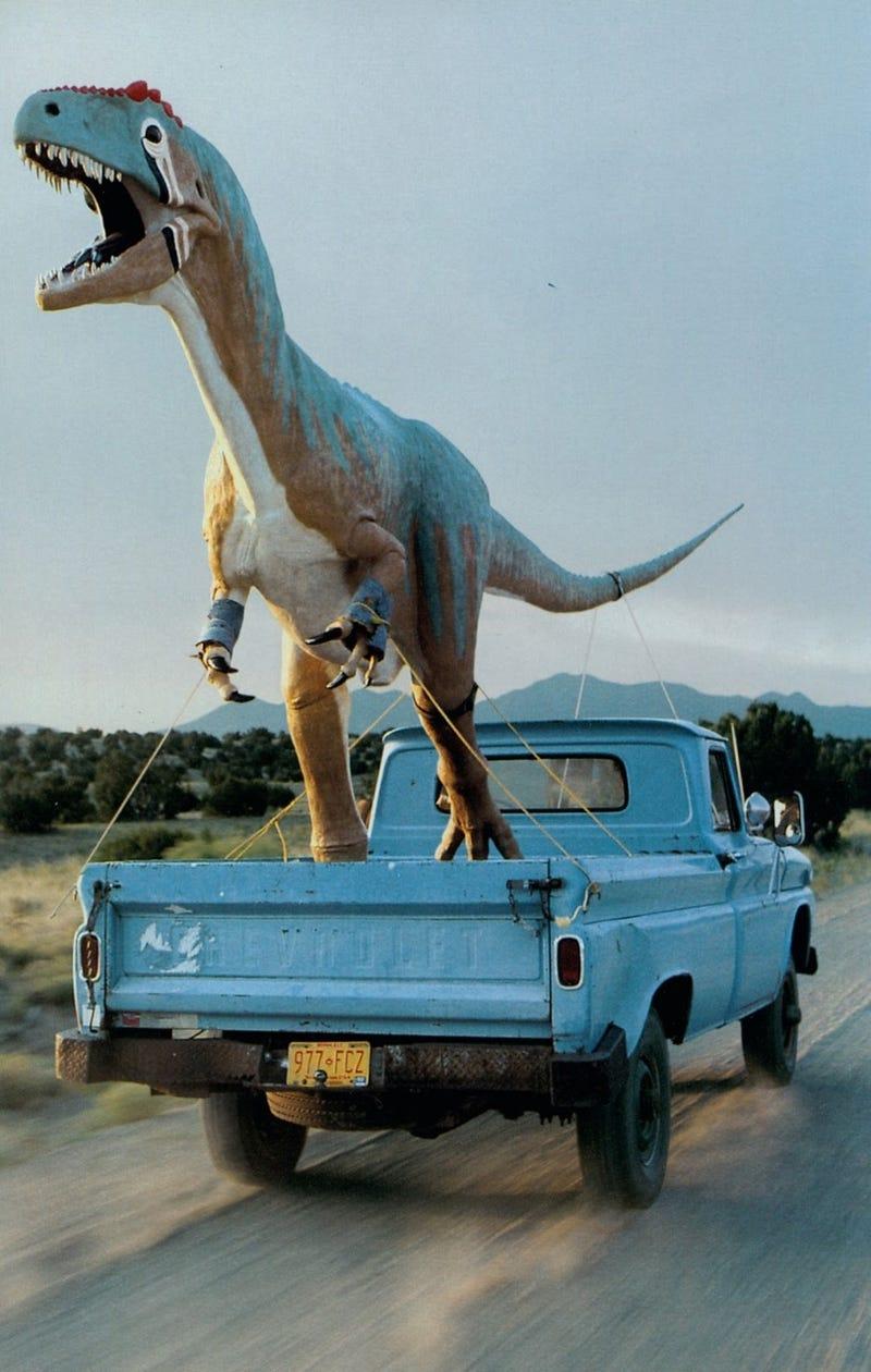Jurassic Jalopy