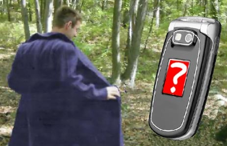 Cellphone Flasher Gets Small Fine, Large Public Humiliation
