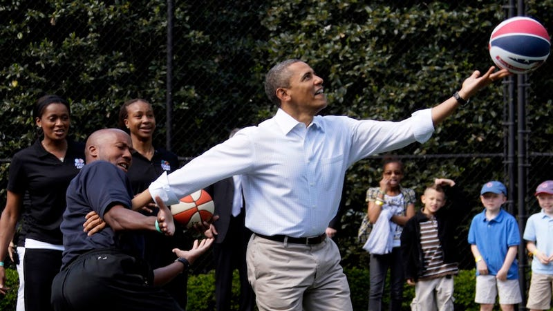 A List of Obama's Competitive Traits, According to the New York Times