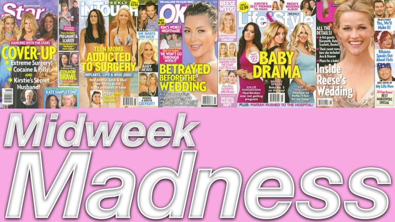 This Week In Tabloids: Dancing With The Stars Is Also Snorting With The Stars