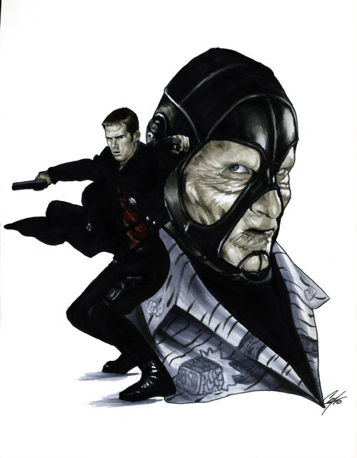 All the Coolest Farscape Fan Art and Cosplay