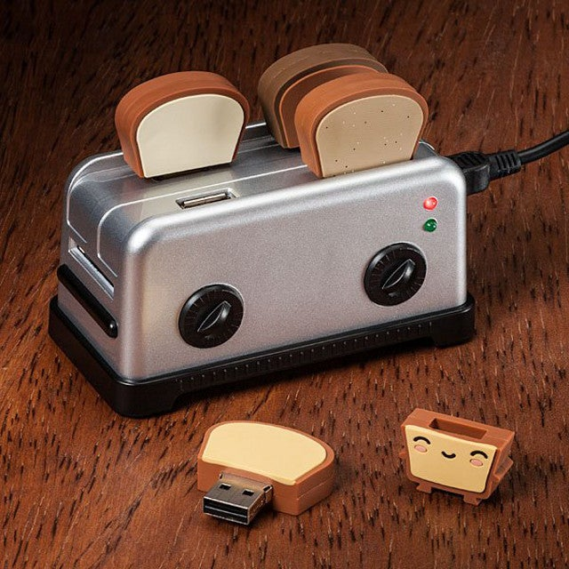 These creative USB sticks will make your file transfers way more interesting