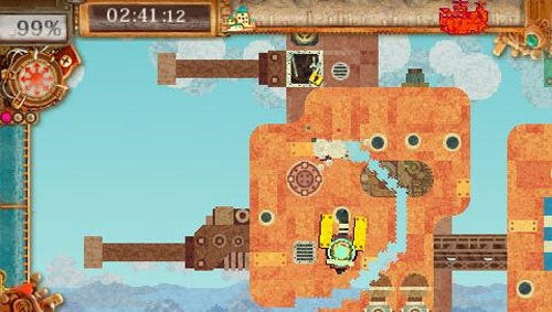 Sony Brings Patchwork Heroes To North American PSP