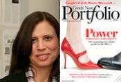 Portfolio Editor Taken To Point Of Ecstasy By Boss