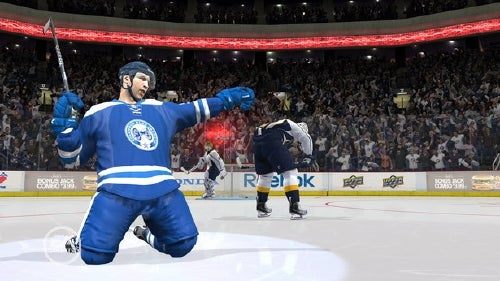 All Sweaters Now Unlocked In NHL 11