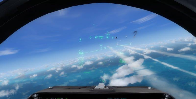 A Hardcore Military Flight Sim That'll Run On A Laptop