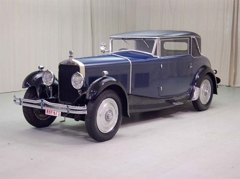 More eBay Goodness: 1929 Delage Figoni DMN