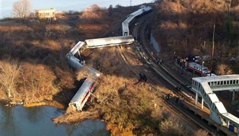 At Least Four Dead in Metro-North Derailment [Updates]