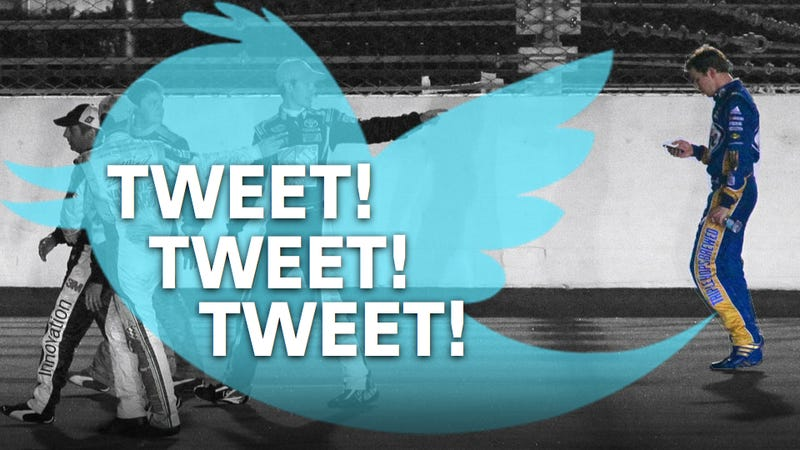 How Twitter Took Over NASCAR