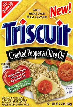 Triscuits make no sense
