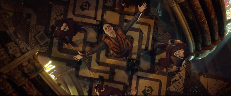 All the Secrets We Divined From the Doctor Strange Trailer