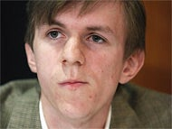 Sexxxy Criminal and GOP Agitator James O'Keefe Drops Hot New Video