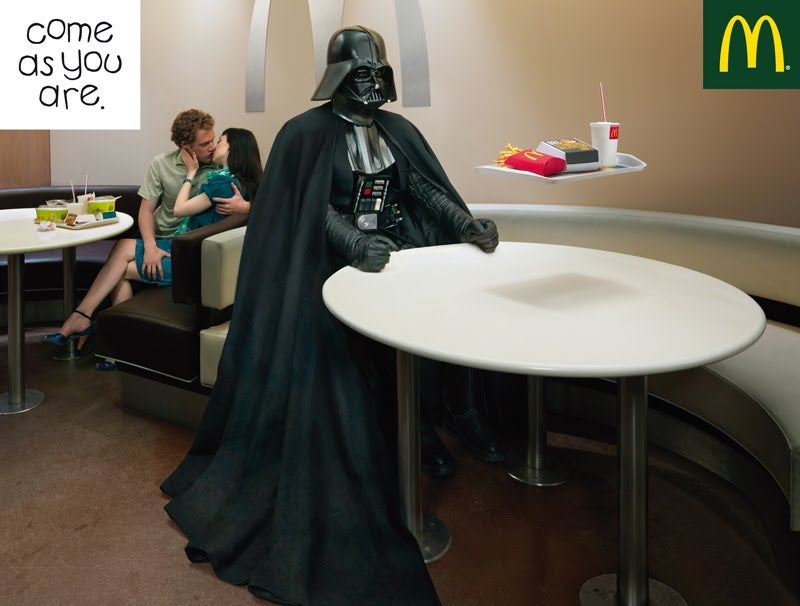 No Wonder Darth Vader Has Such a Bad Attitude