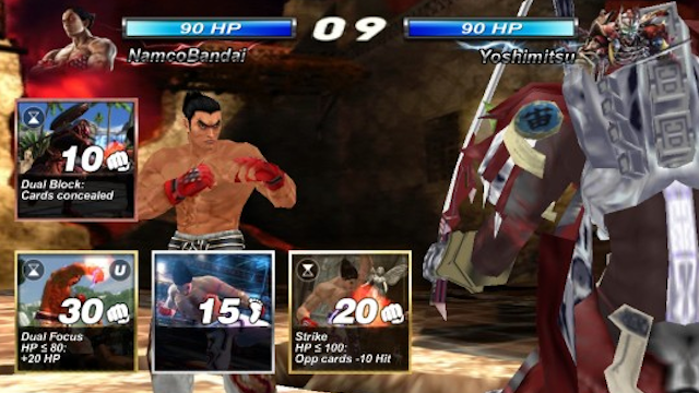 Tekken Is Getting Its Very Own Virtual (And Real-Life) Card Game