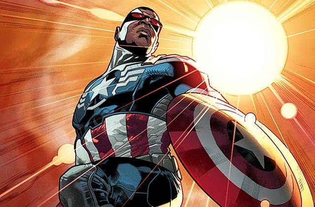 Your New Captain America Is Sam Wilson
