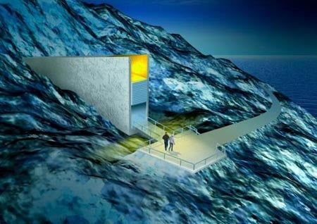 Svalbard Global Seed Vault Scoffs at Nuclear Winter