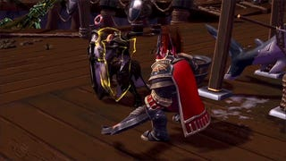 <i>Heroes Of The Storm's</i> Next Character Is The Crusader From <i>Diablo III</i>