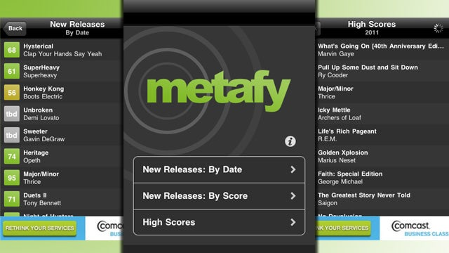 Metafy Helps You Discover Spotify Music on Your iPhone