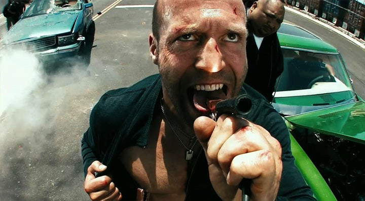 "Jason Statham will pay ""significant amounts of money"" to avoid greenscreen"