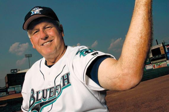 Down And Out In Baseball's Indie Leagues; Or, What Made Tommy John Want To Rake The Infield?