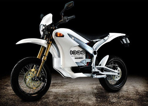 Zero S Electric Supermoto Is Street Legal and Hits Top Speed of 60 MPH