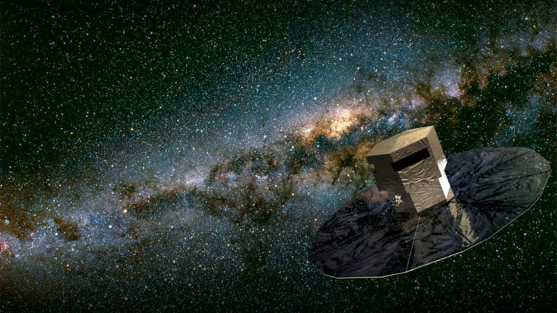 How the Gaia Spacecraft Will Reveal the True Nature of Our Galaxy