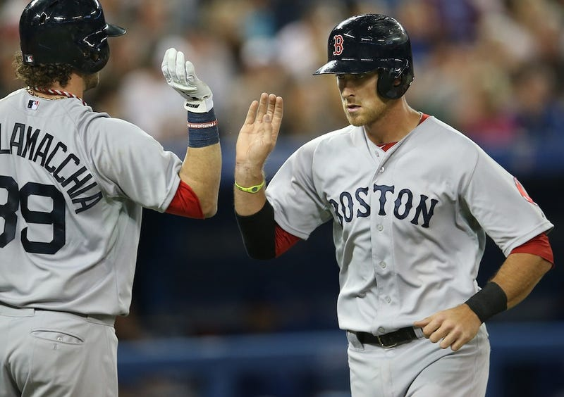 Will Middlebrooks Had Himself An Afternoon In Toronto