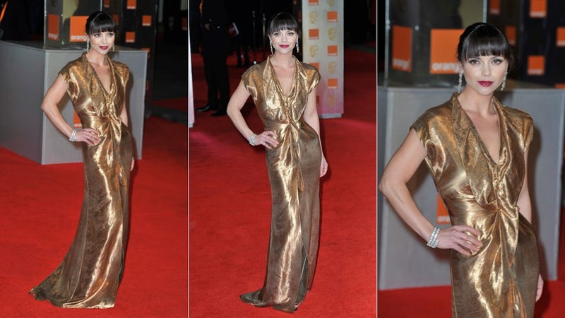 Christina Ricci, Golden Girl