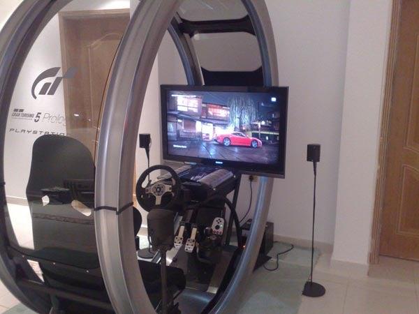 A $15,000 Gran Turismo Pod: Still Cheaper Than Ferrari, Lamborghini or Porsche