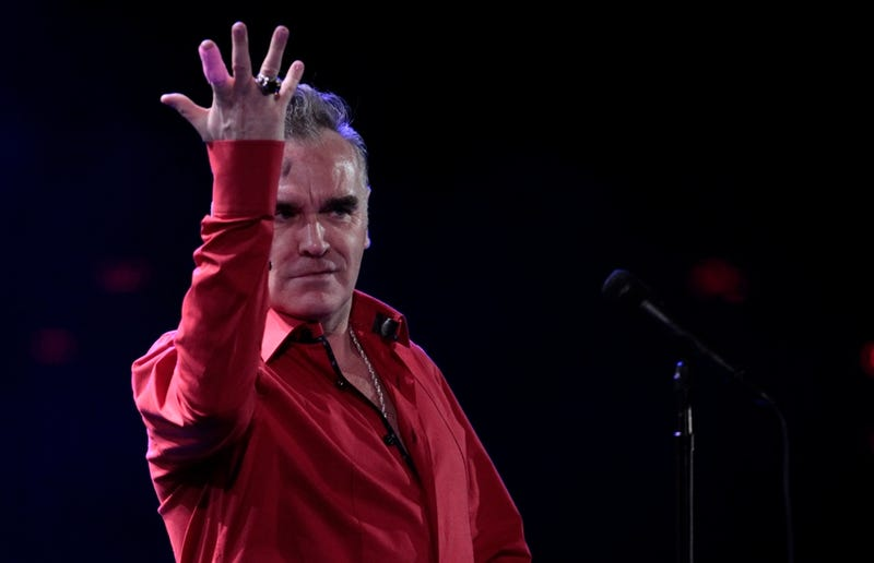 Morrissey's Book Deal Crumbles—But It May Have Never Even Existed