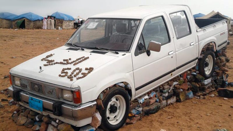 Why Are Saudis Stoning Their Cars?