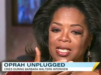 Why Did Oprah Cry When She Denied Being a Lesbian?