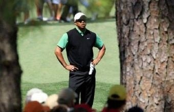 Tiger Woods Can't Stop Swearing, Breaking Promises To Stop Swearing