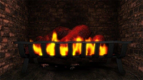 XNA User Creates Ultimate 360 Fireplace