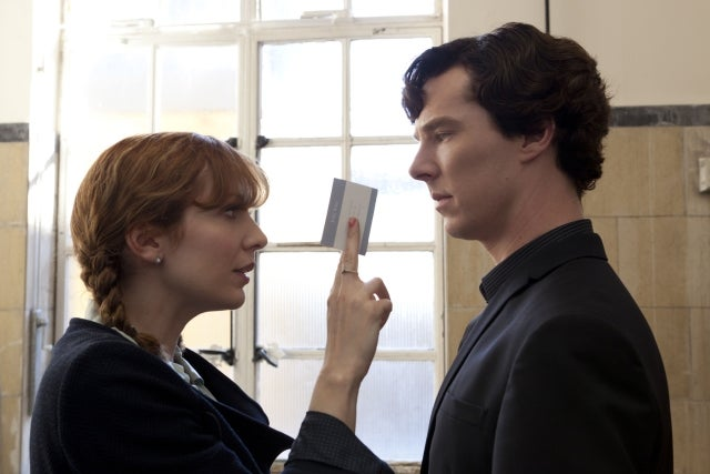 "Sherlock 2x03, ""The Reichenbach Falls"" Pictures"